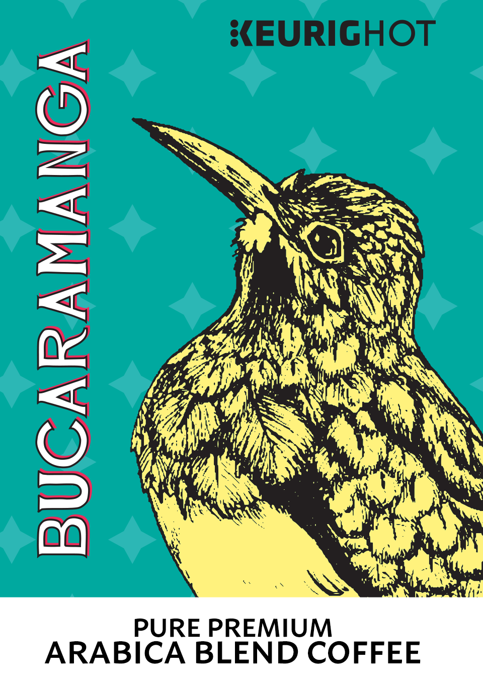 Bucaramanga Coffee Products Branding and Design