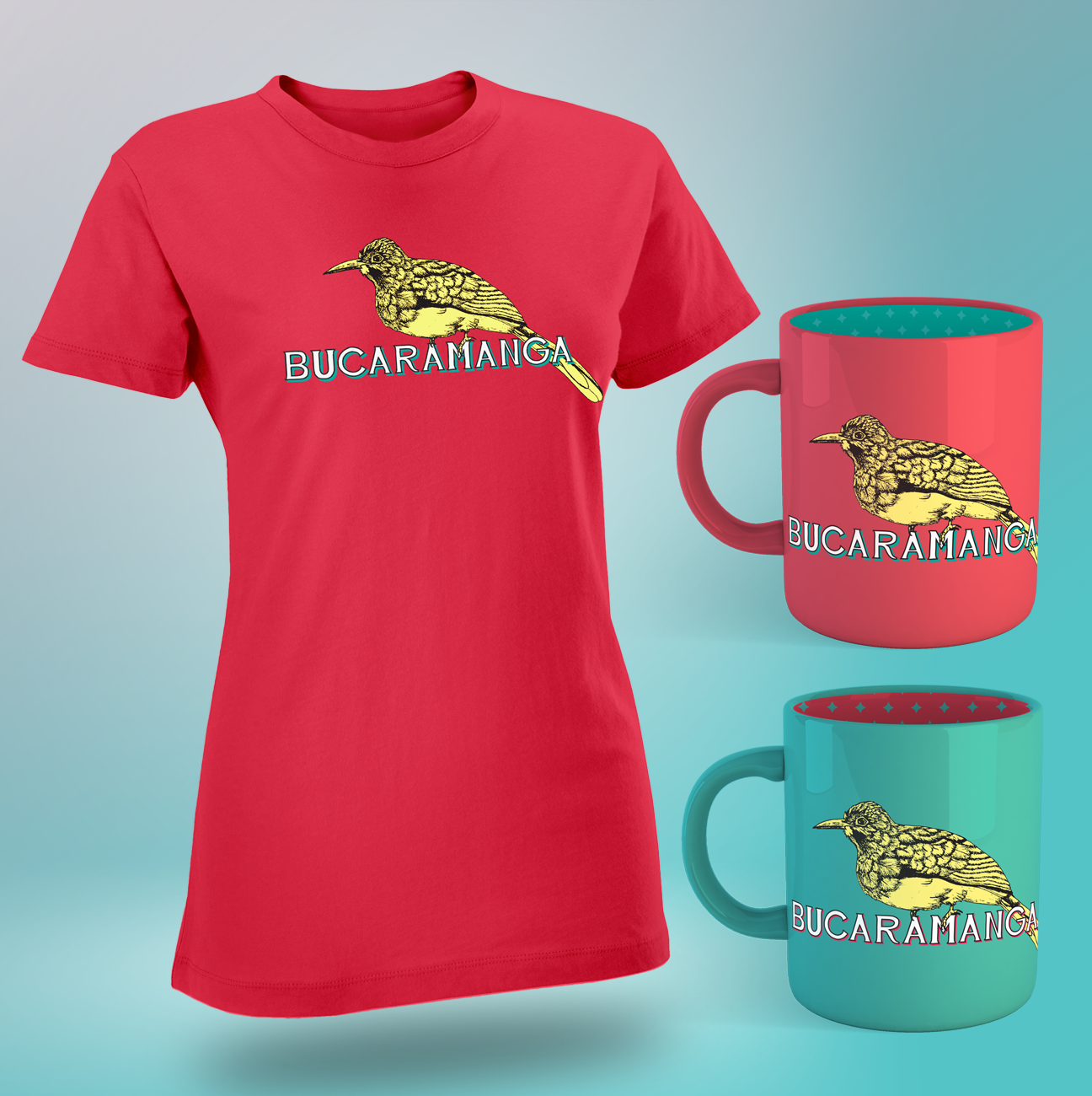 Bucaramanga Coffee Merchandise